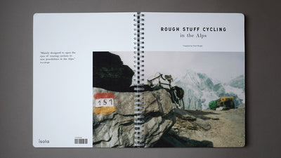 Kickstarter Projects We Love: Rough Stuff Cycling in the Alps guide book