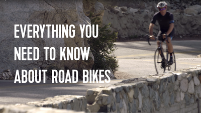 Road Bikes 101: Everything you need to know!