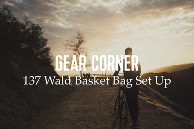 Gear Corner: Wald 137 Basket Bag Set Up