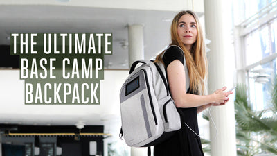 The Ultimate Base Camp Backpack