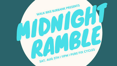 Midnight Ramble - Aug. 5