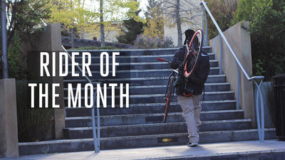 Rider of the Month: April