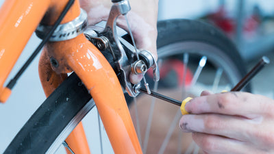 Swapping Brake Pads on Your Road Bike