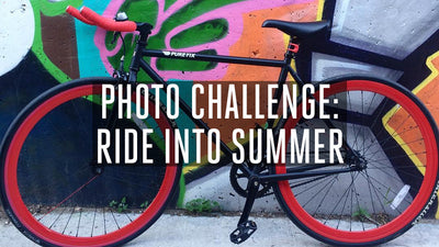 Photo Challenge: Ride into Summer - Winner!