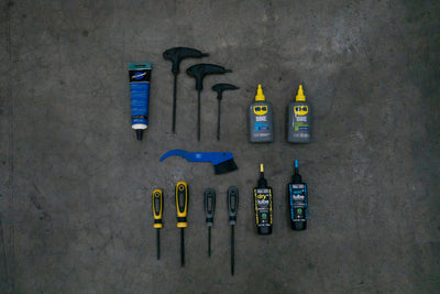 Starter Tool Kit For Basic Maintenance
