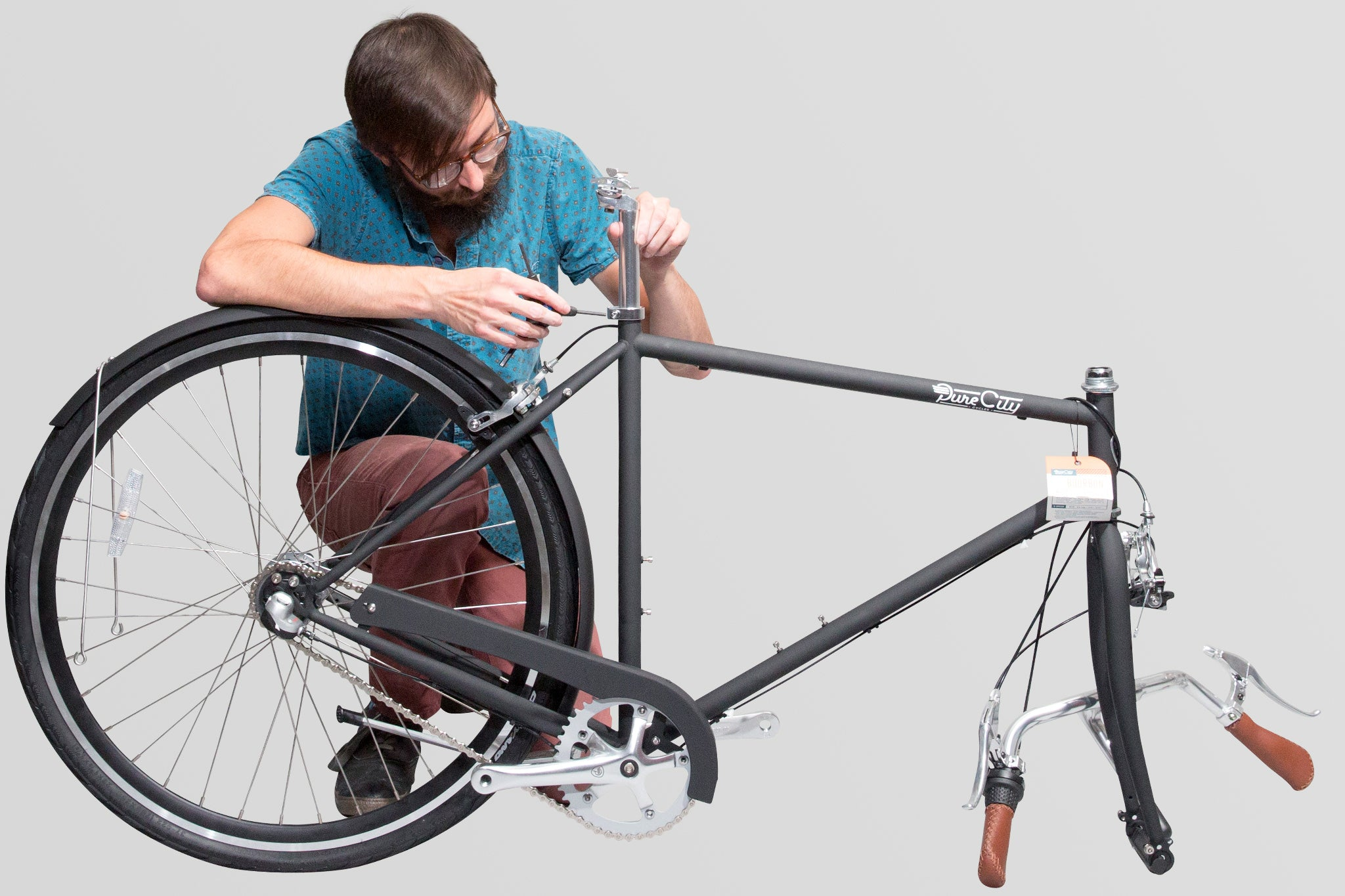 Pure Cycles Classic Assembly