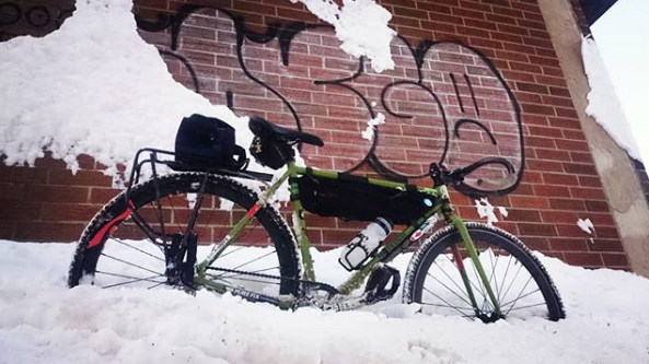 Bike Winter Traction