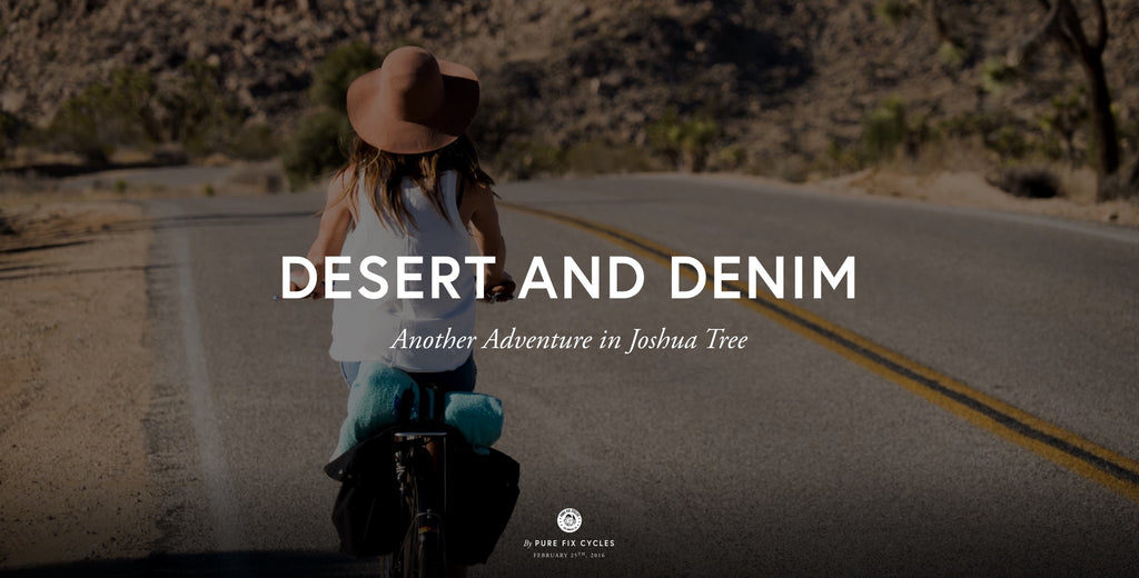 Desert and Denim