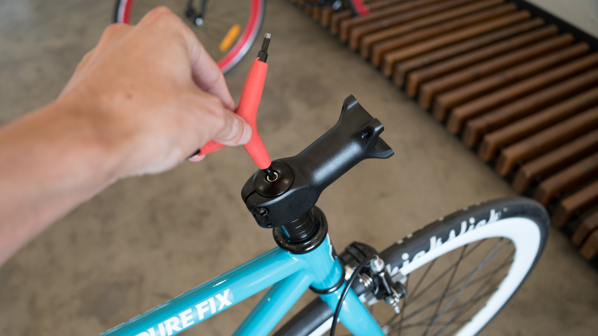 How To Replace A Stem Pure Cycles