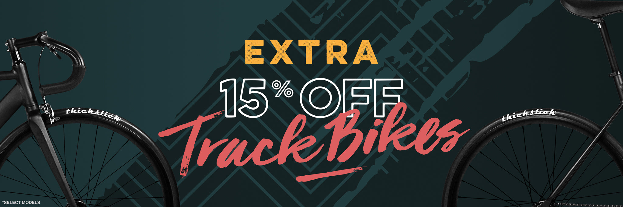 Huge Track Bike Deals