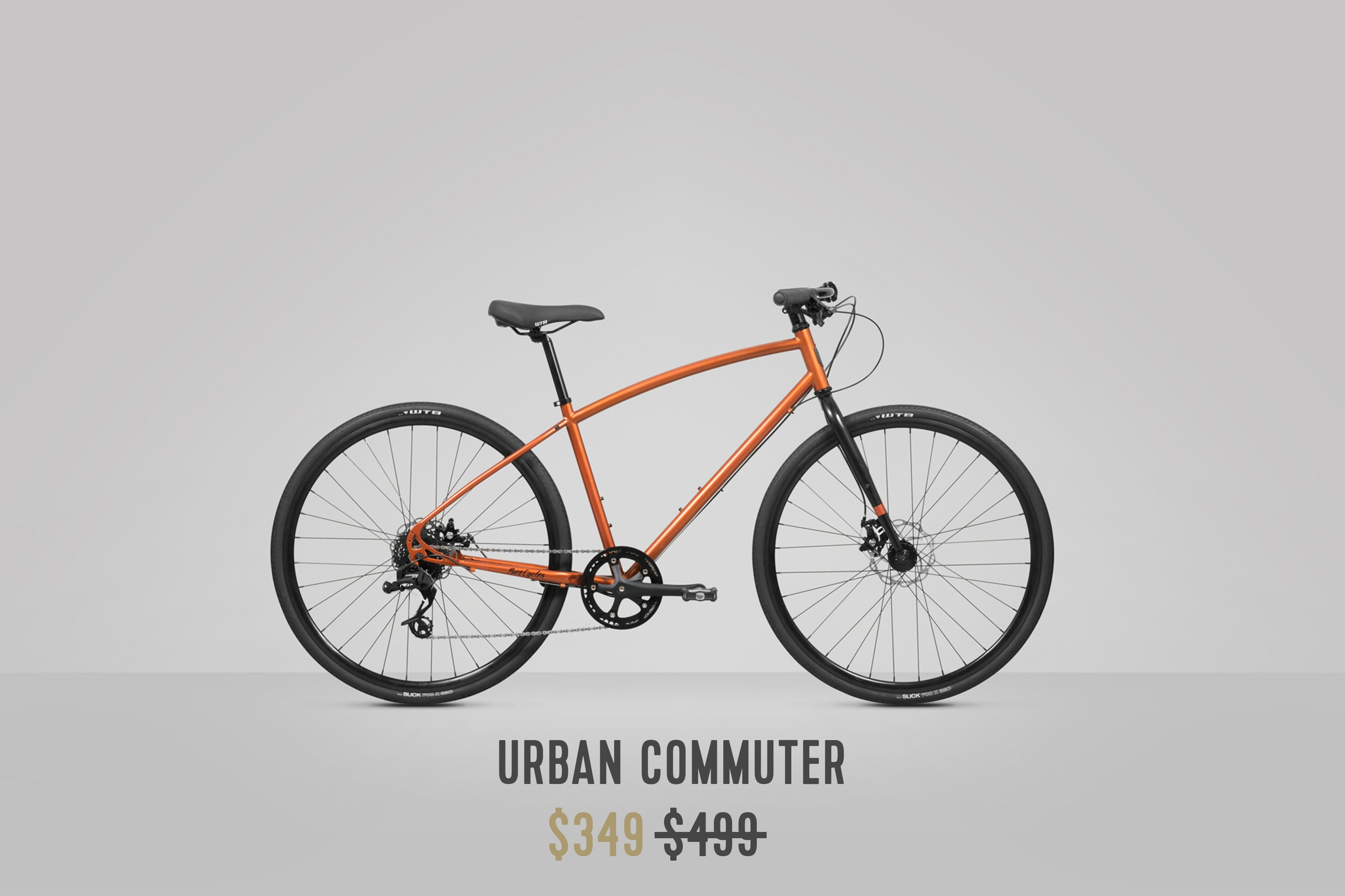 Urban Commuter Bike