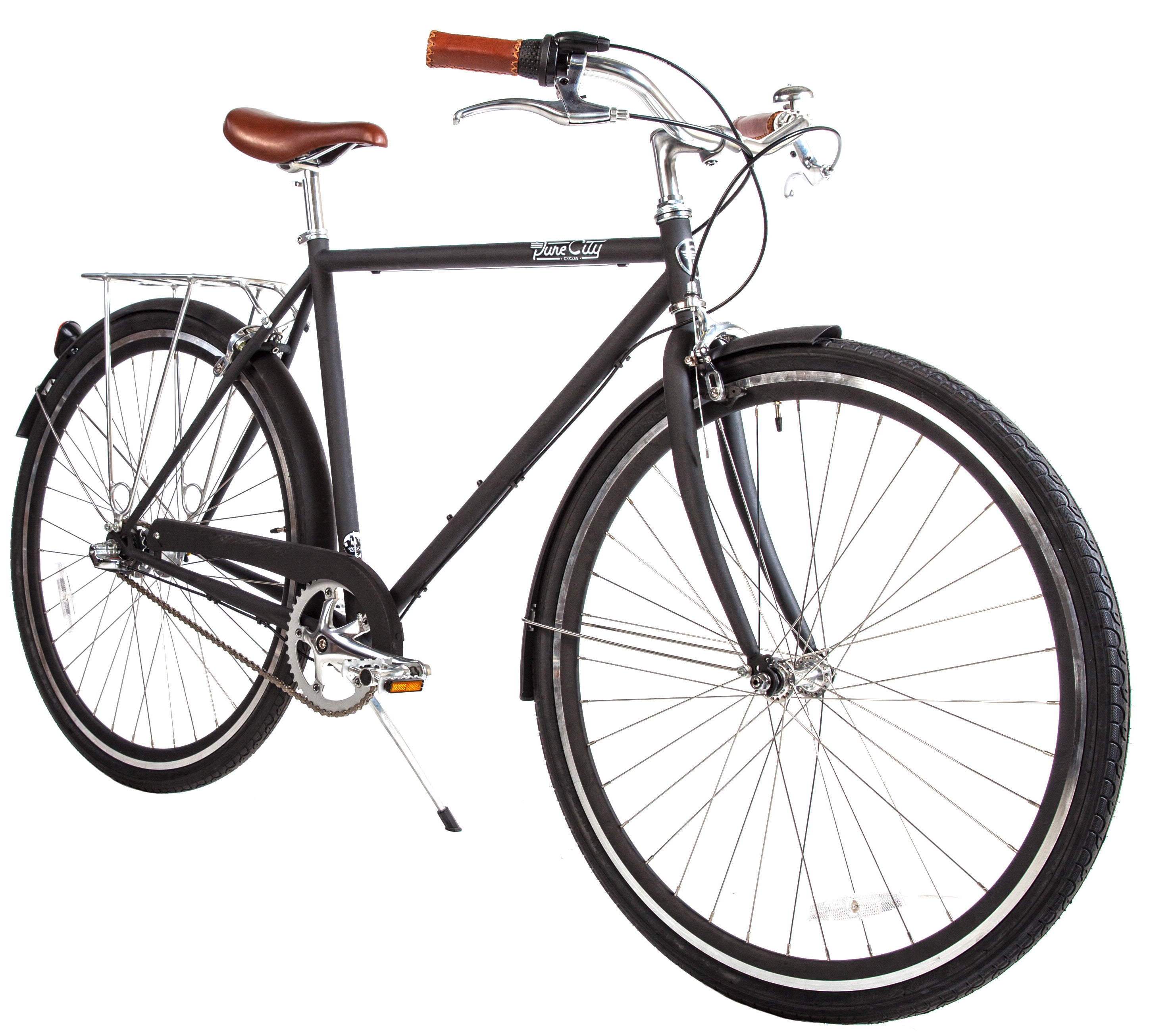 Bourbon Mens City Bike