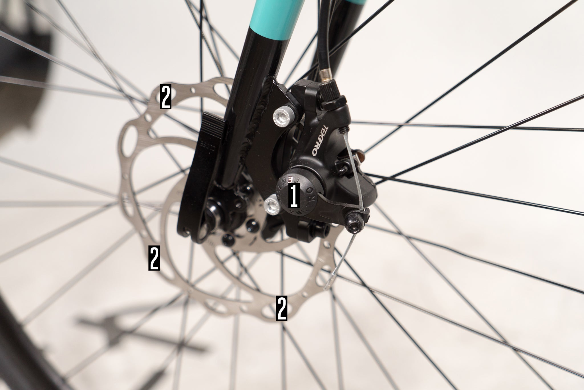 How To Adjust Disc Brakes Pure Cycles