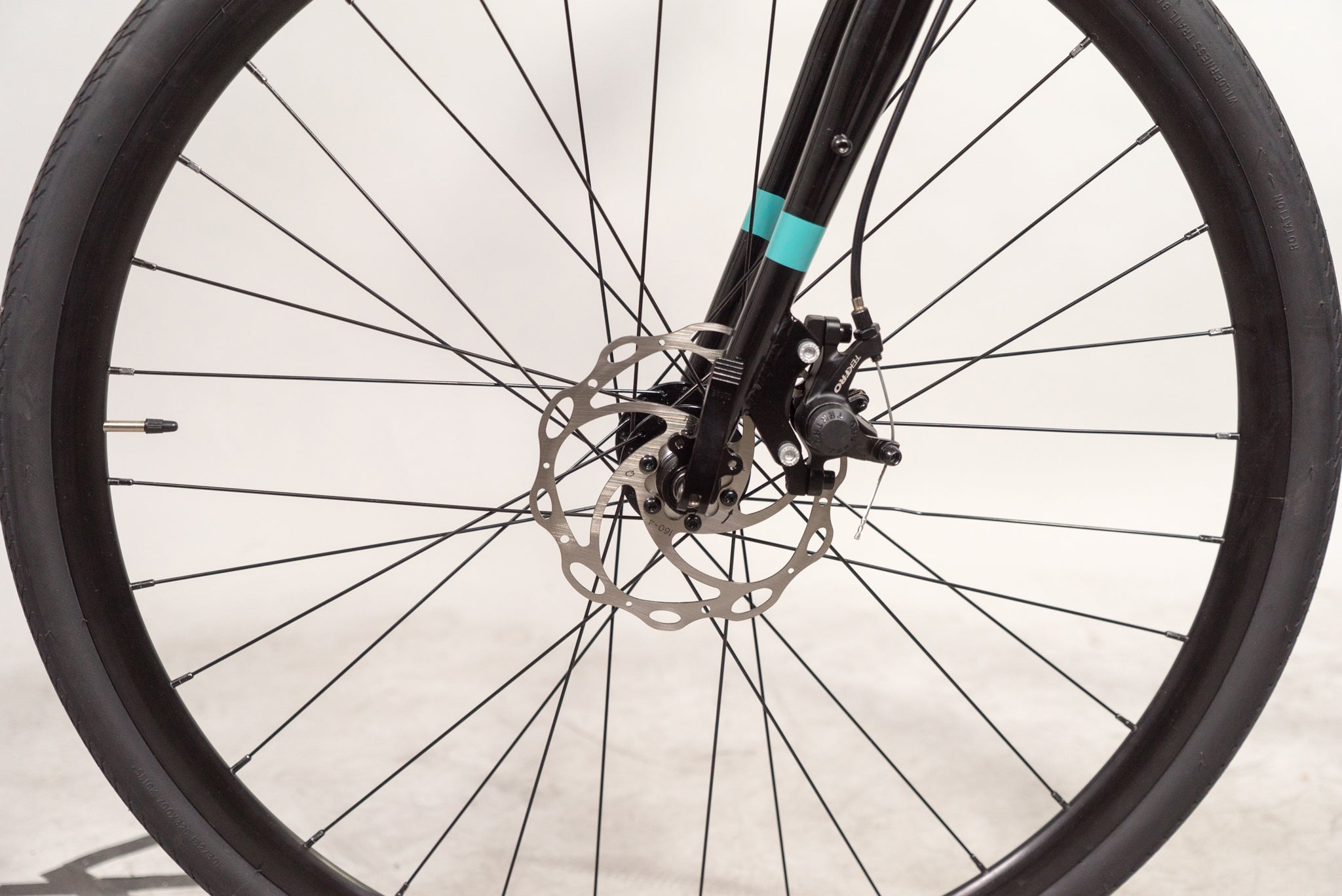 Adjusting disc brakes on a bicycle: the features of the process
