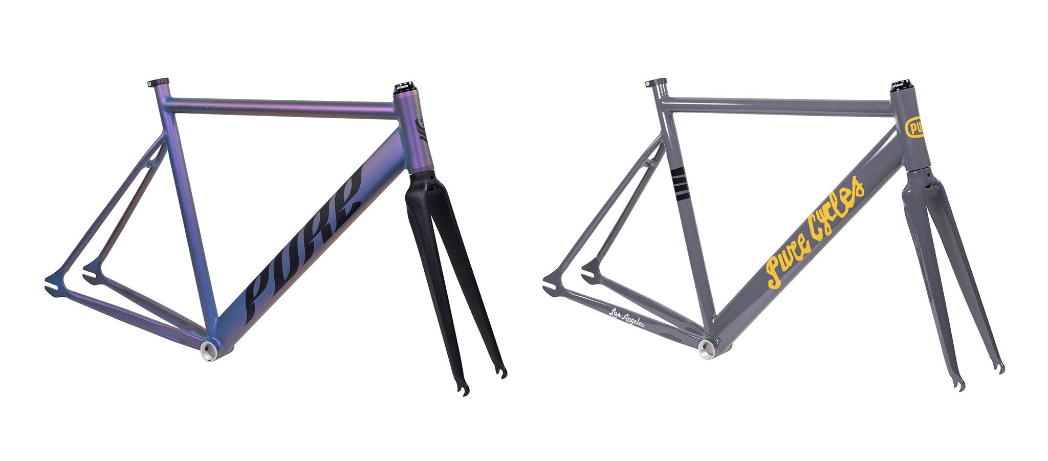 From the Frame Up – Pure Cycles