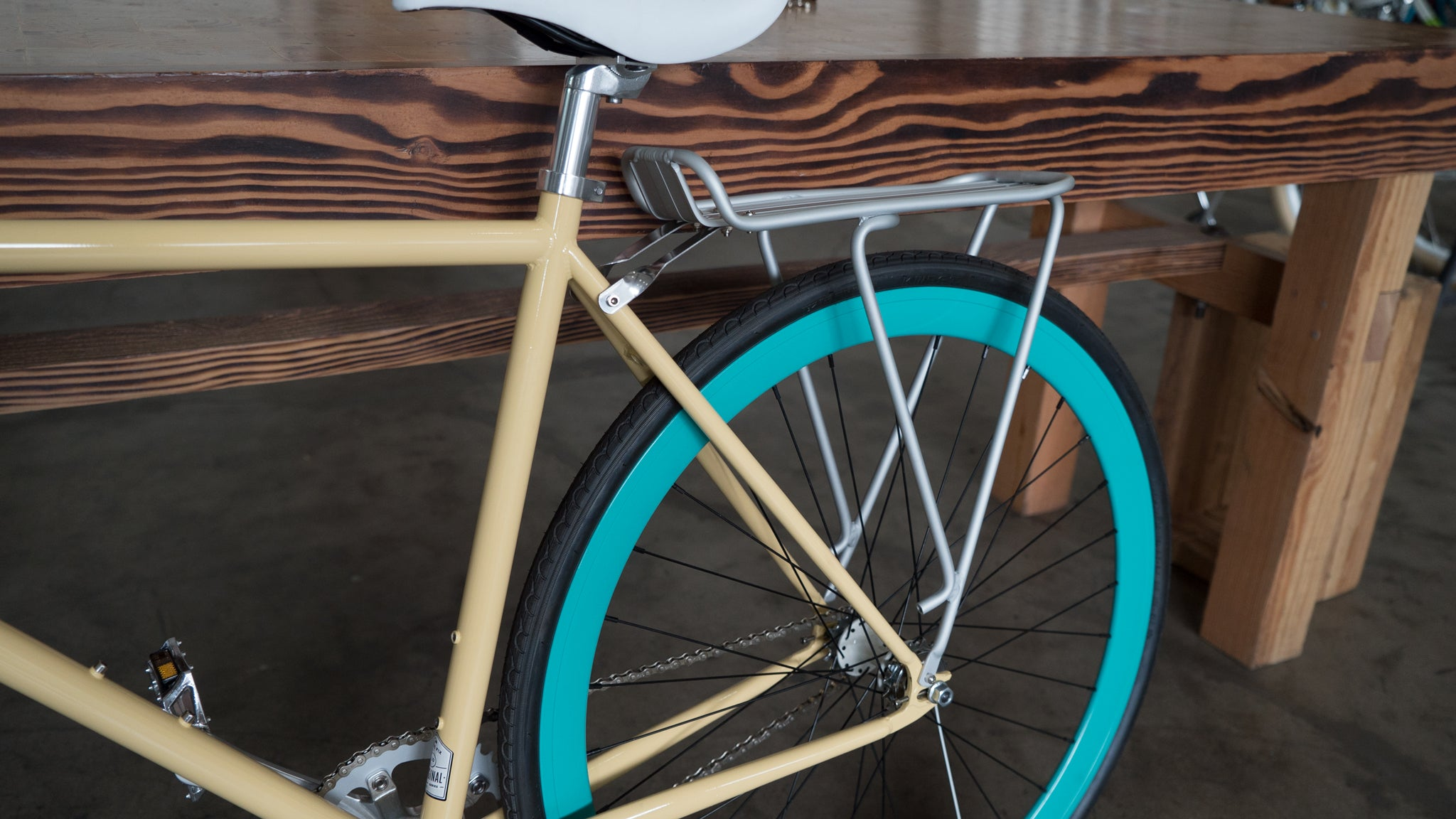 How To Install A Rear Rack Pure Cycles