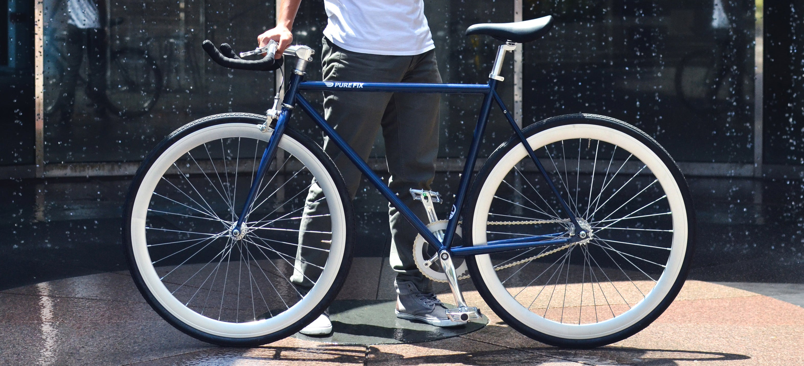 about fixed gear bicycles pure cycles