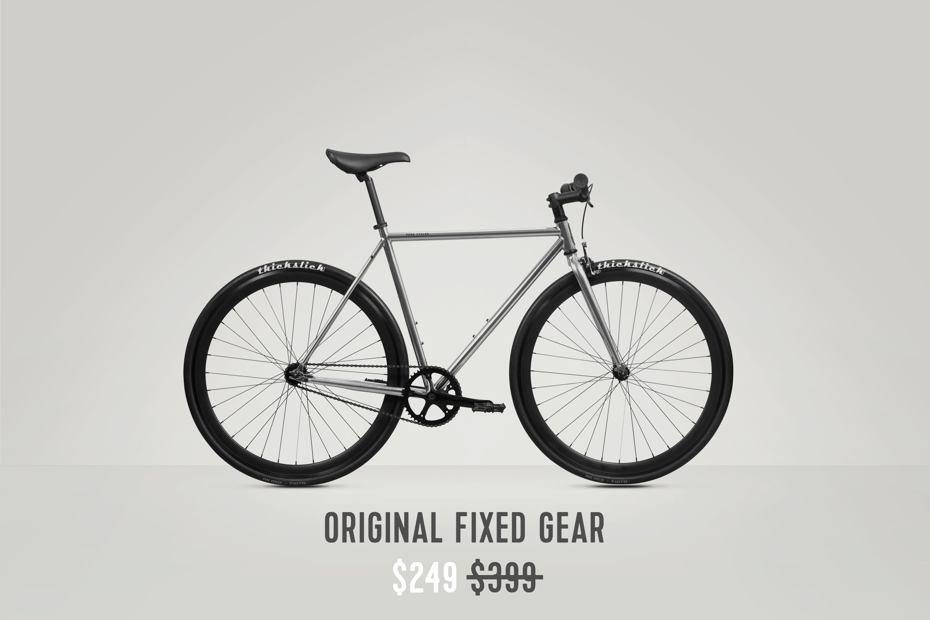 Original Fixed Gear Bikes