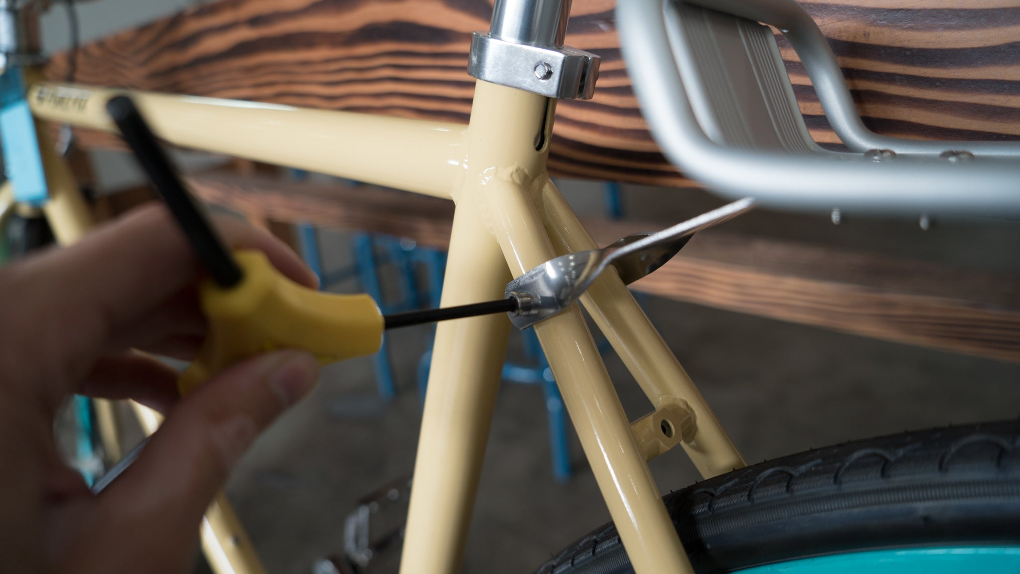 P-Clips For Bicycle Racks 16mm