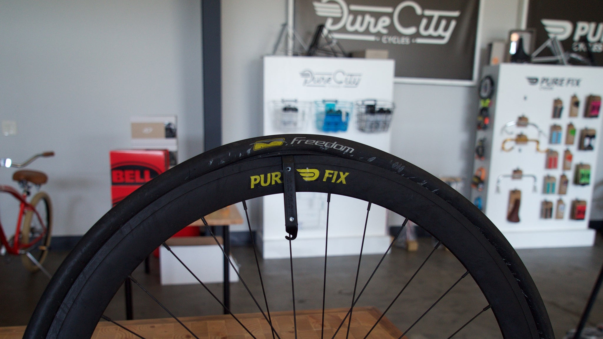 Tires Near Me Open Now >> When To Retire A Tire Pure Cycles