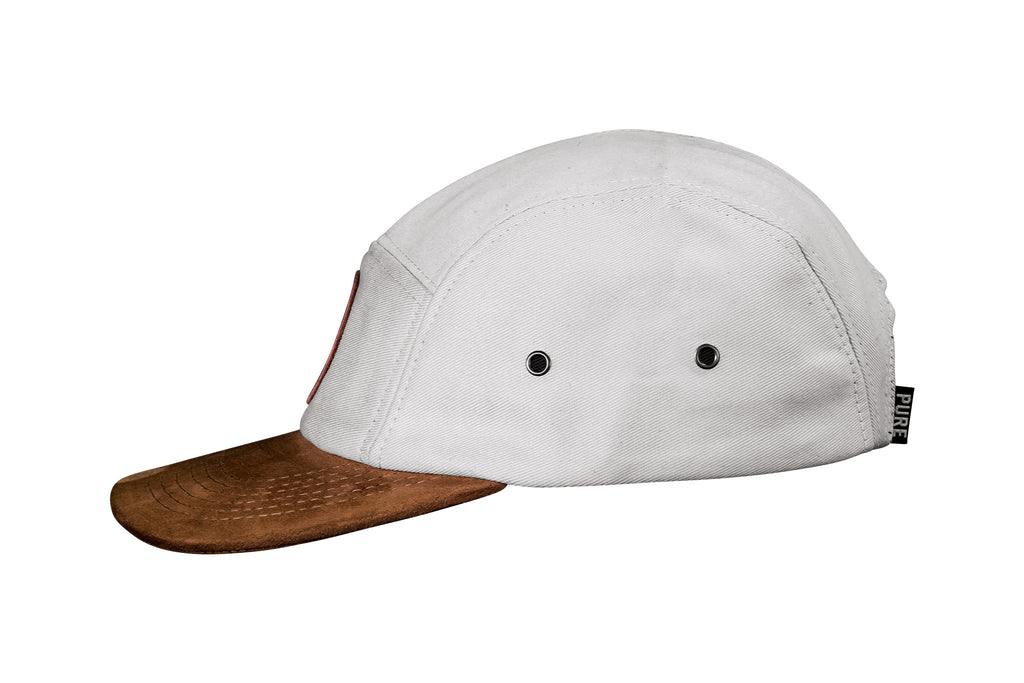 PF Five-Panel Suede