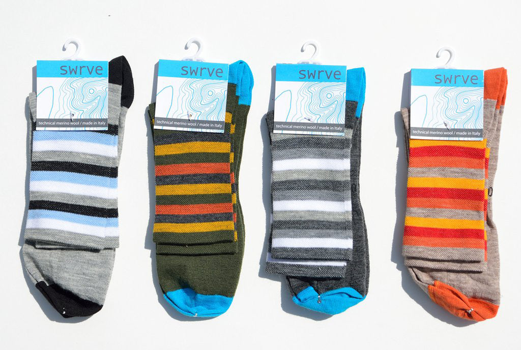 Swrve Cycling Socks