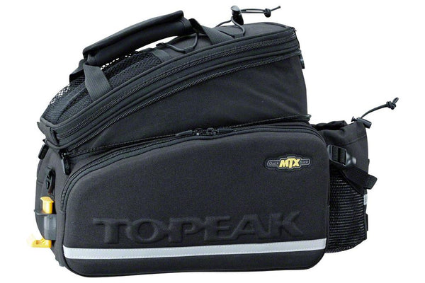 Topeak MTX Trunkbag DX: Black