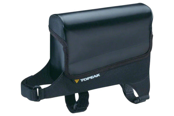 Topeak Top Tube Dry Bag: Black