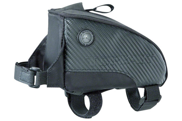 Topeak Fuel Tank Top Tube Bag: Medium Black