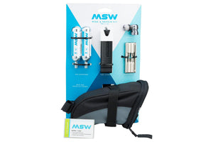 MSW Ride and Repair Kit with Seatbag and CO2