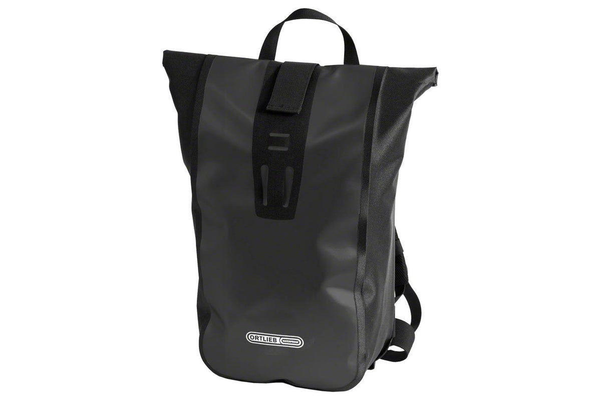 Ortlieb Velocity Backpack: 24 Liter, Black