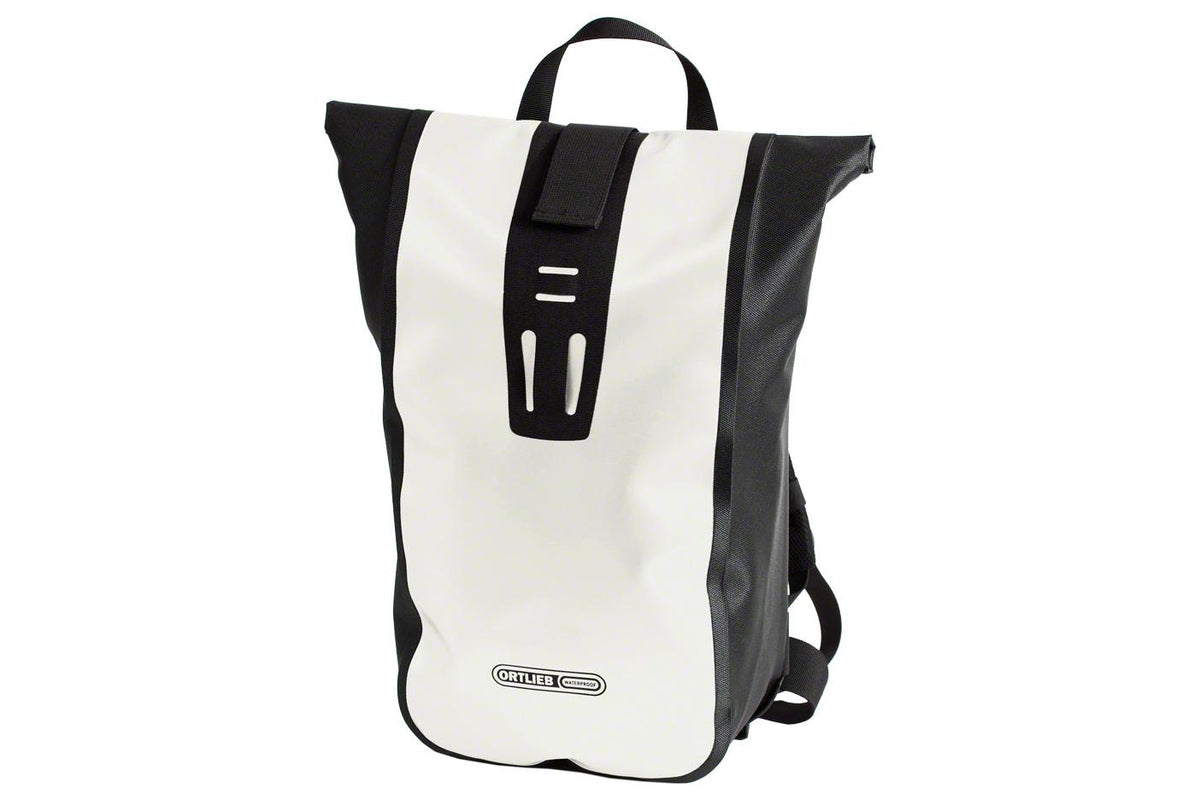 Ortlieb Velocity Backpack: 24 Liter, White