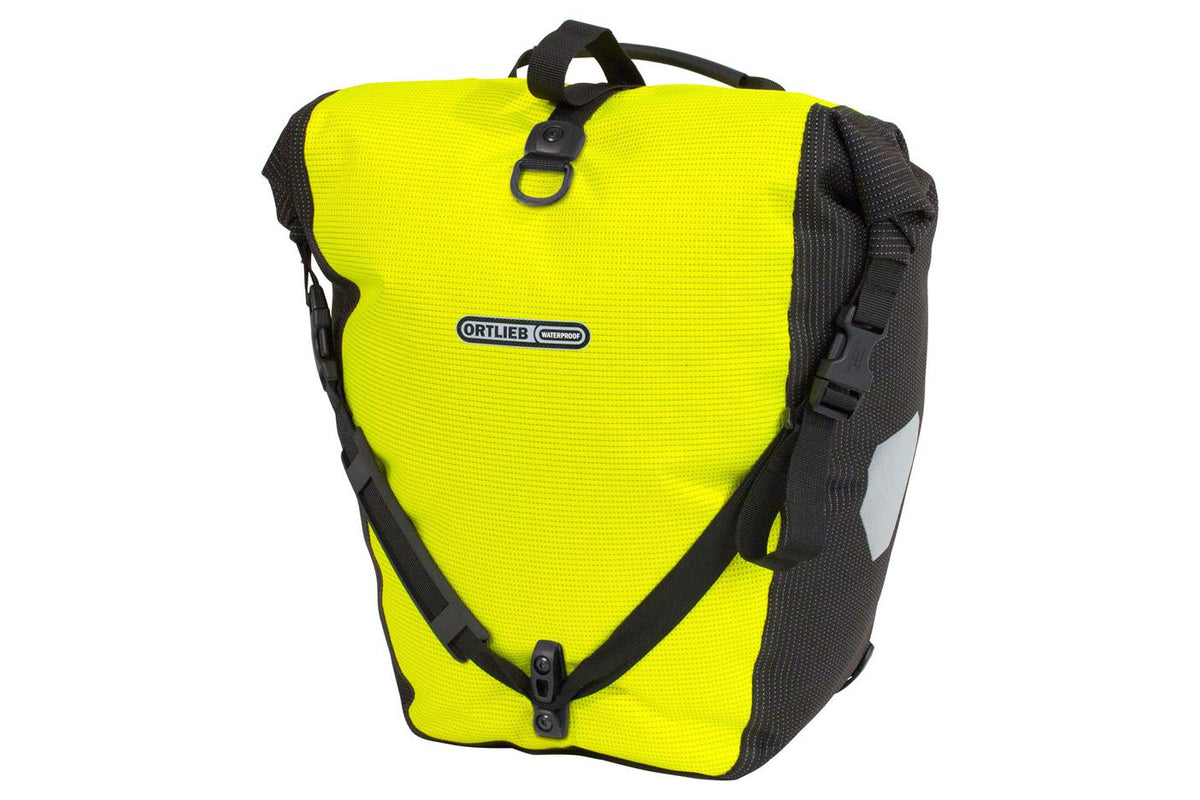 Ortlieb Back-Roller High Visibility: 20 Liter, Single, Yellow