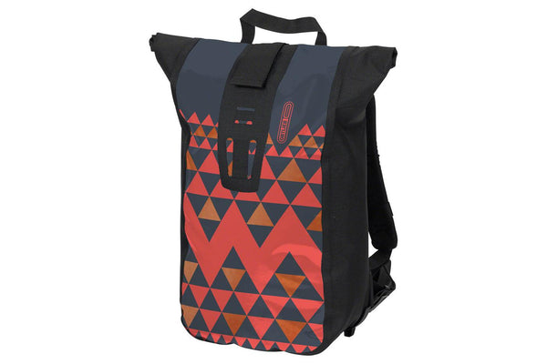 Ortlieb Velocity Backpack: 24 Liter, Ethno