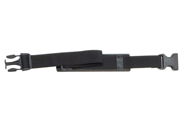 Ortlieb Shoulder Strap for Panniers: Fits QL1/QL2 Systems, Black