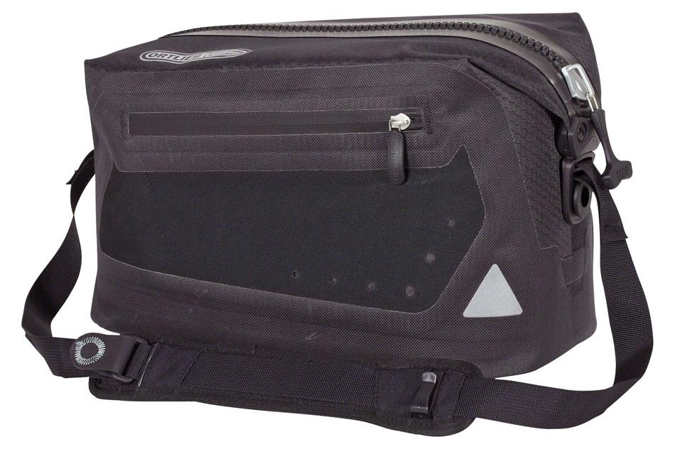 Ortlieb Trunk Bag: Black
