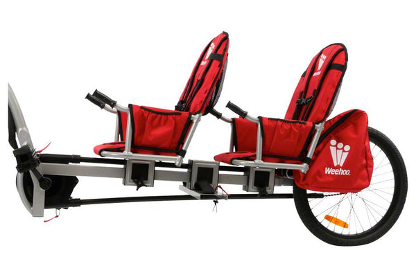 Weehoo iGo Two Double Child Trailer