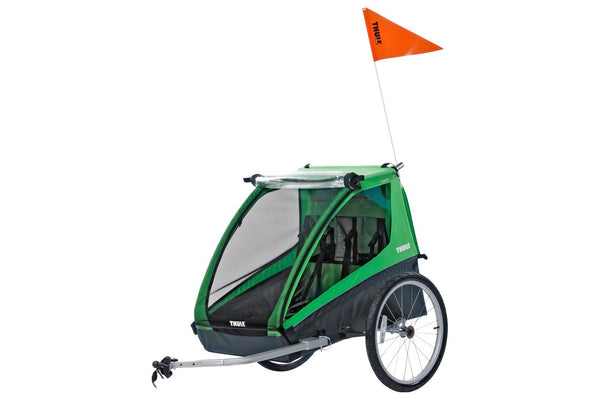 Thule Cadence 2: Trailer Green