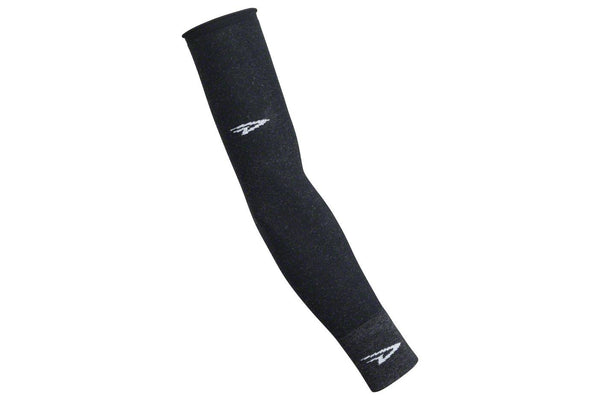 DeFeet Wool Armskins: Charcoal SM/MD