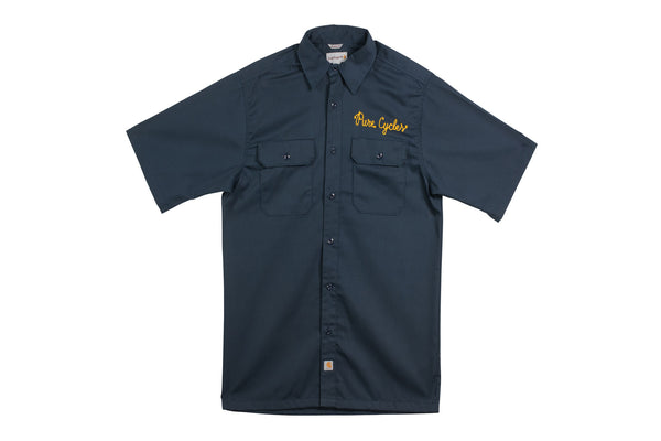 Pure Cycles Lockstitch Mechanic Shirt