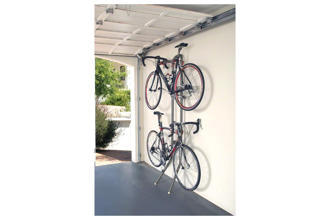 classic styles quality design new release Delta Rugged Michelangelo Gravity Stand Bike Storage Rack ...