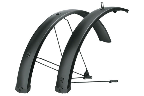 SKS Bluemels 75 U Superwide Fender Set 65mm 27.5 and 29x2.45""