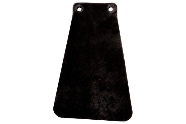 Velo Orange Handcut Leather Mud flap for Fender: Black