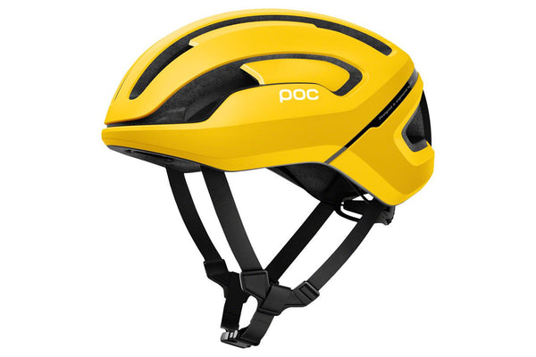 POC Omne Air SPIN Helmet: Sulphite Yellow MD