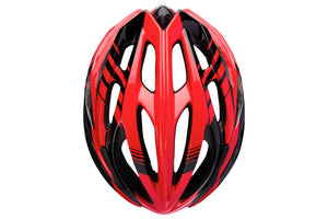 Kali Protectives Loka Helmet: Tracer Red/Black SM/MD