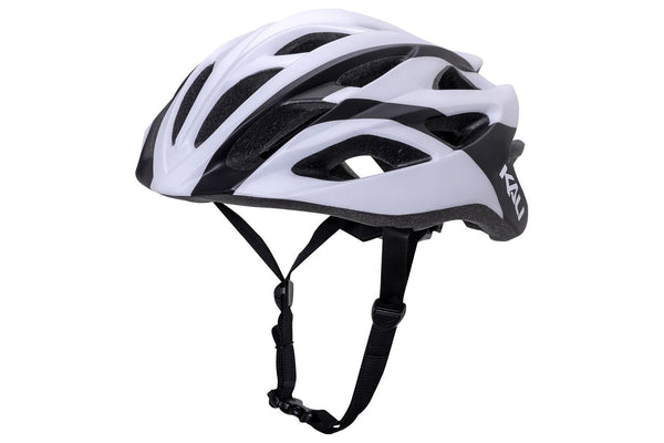 Kali Protectives Ropa Helmet: Charge Matte White/Black SM/MD