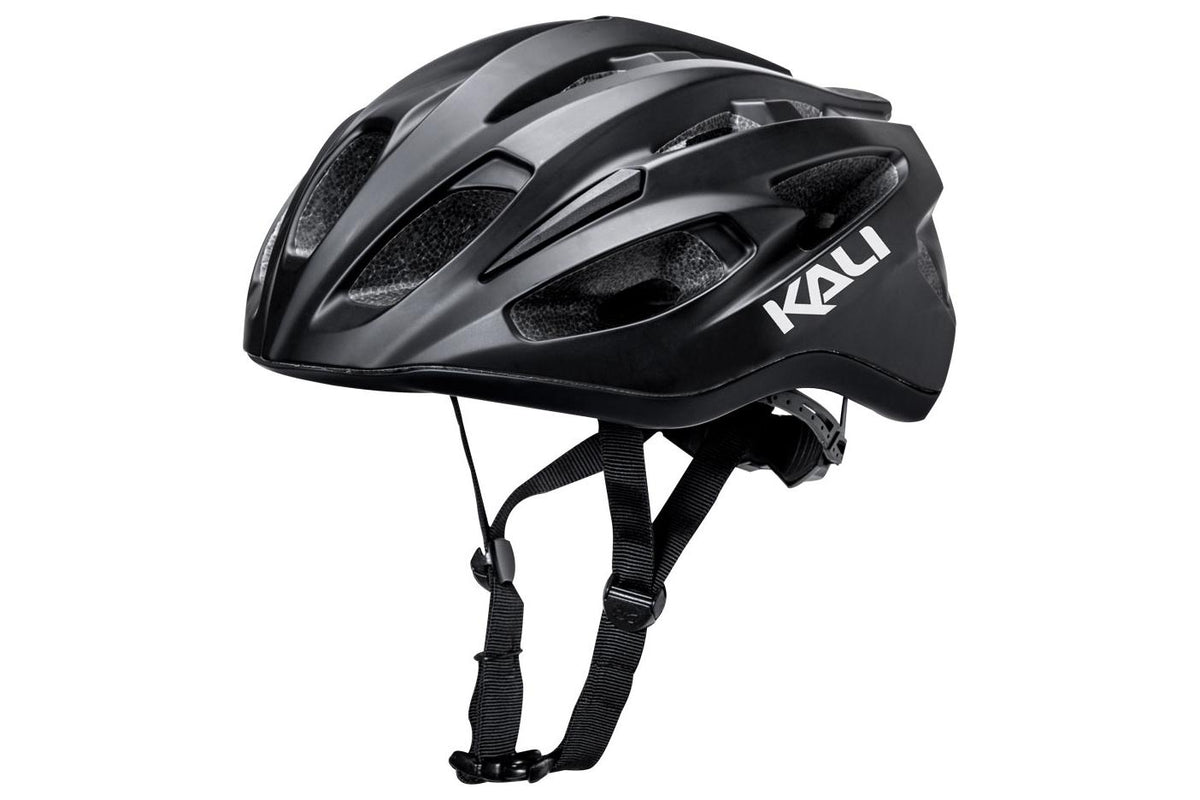 Kali Protectives Therapy Helmet: Solid Matte Black LG/XL