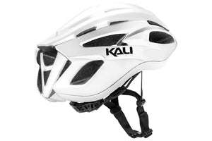Kali Protectives Therapy Helmet: Solid Matte White SM/MD