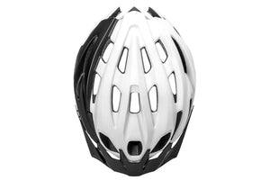 Kali Protectives Alchemy Helmet: Elevate Matte White/Black LG/XL