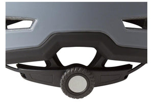 Nutcase Tracer Helmet: Shadow Gray Matte, SM/MD